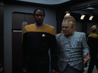 Звёздный путь: Вояджер/Star Trek: Voyager (s04e10)