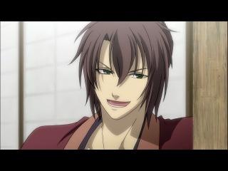 [NBFO] Hakuouki: Shinsengumi Kitan | Сказание о демонах сакуры-1 Сезон-2 Серия [Ancord]