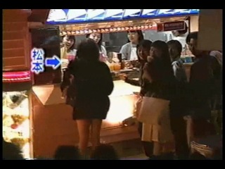 Gaki no Tsukai #438 (1998.11.01) — Cosplay Bus Tour 1 (Kogyaru) ENG subbed