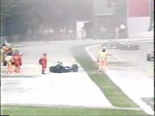 Гибель гонщиков, Гран-при Сан-Марино, Имола, 1994