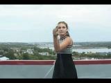 Казачка Мария Архипова - Танец с шашкой!