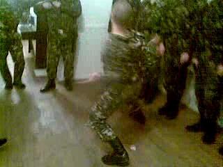 Армейка-танец Ирак)