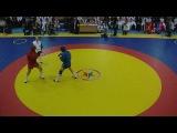 Боевое самбо. Чемпионат России. На 20,28 мин изумительная техника