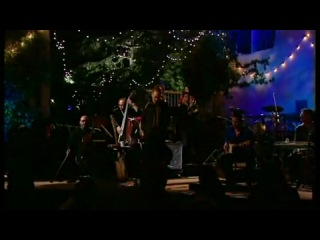 Sting - A Thousand Years (live acoustic jazz performance)