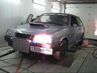 ВАЗ 2108 Турбо - 474 л.с