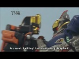 Engine Sentai Go-Onger 33