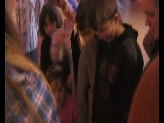 «Большая Ковбойская игра» в детском доме пос.Тёсово-Нетыльский
