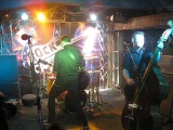SPEED KINGS (psychobilly,UK)!!! 12.0211.Рок Кафе.Санкт-Петербург!