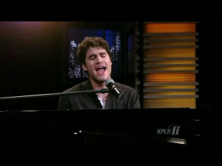 Darren Criss - Silly Love Songs (Regis and Kelly)