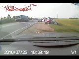 Ужасная авария на Челябинском тракте!