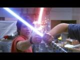 Звёздные Войны. Бой на световых мечах. }-Ap)(uM-{