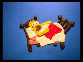 Интернет-версия заставки к передаче «Спокойной ночи, малыши»