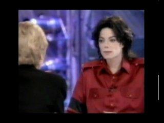 Интервью Michael Jackson & Lisa Marie Presley (часть 1)