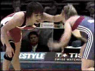 Сейко ямамото,- сама женская борьба во плоти!