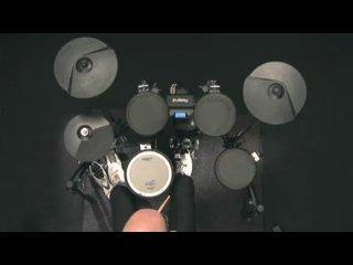Набор ударных установок (звуков) часть 2 Roland TD-4 K (Майкл Шэк)