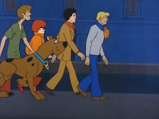 The Scooby Doo Show S3x13 A Menace in Venice