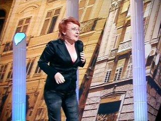 Фестиваль пародий в Одессе