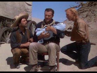 Три крестных отца / 3 Godfathers / 1948