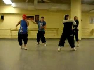 Хип Хоп танцы!! Крутые новые движения..