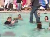 Criss Angel Walks on Water