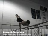 Swinging Dips to 45 Degrees Видео (специальные упражнения) от GymnasticBodies.com