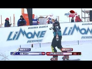 Сноуборд FIS World Cup 2010. Лимоне Пьемонте (Италия). Параллельный гигантский слалом (мужчины, женщины)