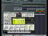 Dj Dgrow feat L'Aspect - Loving (Fl studio recording)