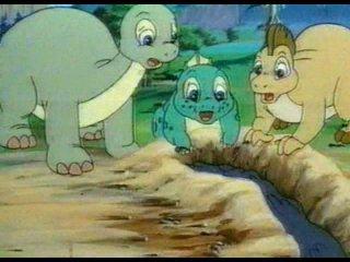 Динозаврик по имени Динк (1989)
