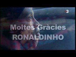 Возвращение Роналдиньо на Ноу-Камп