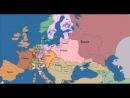 Как изменилась политическая карта Европы за последние десять веков? Все переделы границ европейских государств уложились в пять минут