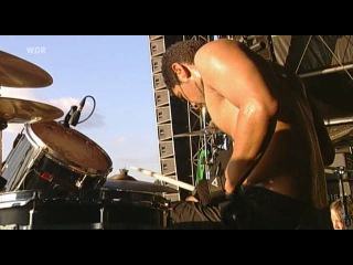 Soulfly - Back to the Primitive (Live at Wacken open air 2006)