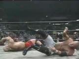 WCW: Sid Vicious разорвал ногу