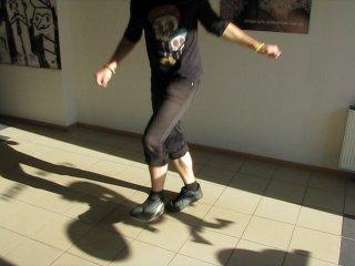Ryazan Underground Dance of Street (R.U.D.O.S.) в CityCelebrity =) Drum'n'Bass Step