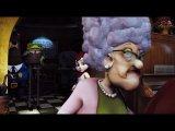 Правдивая история Красной Шапки (Не плохой 3D мультфильм)
