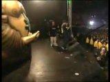 Cypress Hill Live раскуривают 8 футовый бонг