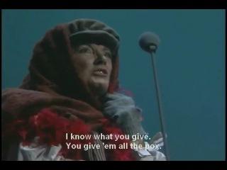 Отрывок из мюзикла Отверженные Les Miserables