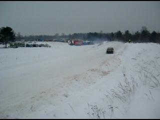 Видео отчёт о Ралли-Кроссе в Николо-Малице 18-19.12.2010г.