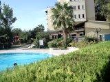 Наш отель в Турции.