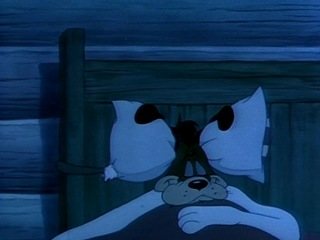 Merrie Melodies / Веселые мелодии: Doggone Tired / Уставший пёс