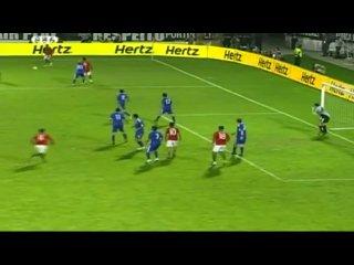 Отборочный турнир Евро-2012. Португалия - Кипр 4:4.