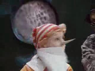 «Приключения Буратино» (1975) — песня о жадинах, хвастунах и дураках (