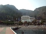 Green Platan наш отель в турции 2010год