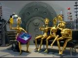 Женщины-роботы Робоцып