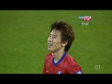 Кубок Азии 2011 / 1/2 финала / Япония – Южная Корея ( сер. пенал.)