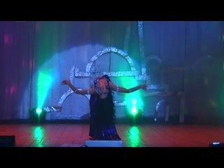 Амира Абди ( Amira Abdi) - восточный танец - Фестиваль огни востока