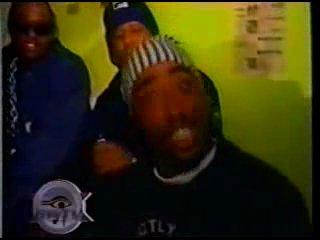 2pac freestyle on yo mtv raps