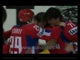 Канада - Россия 4 : 5.  Гол Ильи Ковальчука