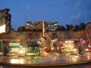 аттракцион 'шейкер' в парке 'Диво Остров' на Крестовском в Питере