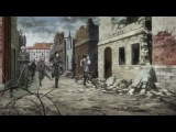 Valkyria Chronicles III Japanese opening