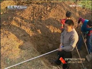 CCTV - Видео блог на русском языке - Путешествия в Китай - Загадка древнего города